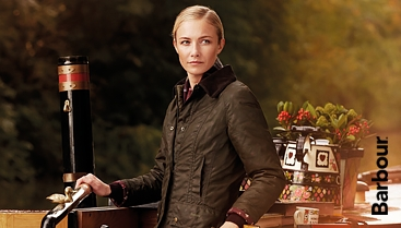 Brand Focus: Barbour