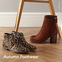 Autumn Footwear