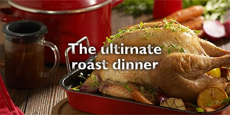 The ultimate roast dinner