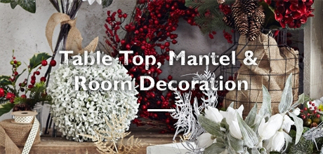 Shop Table & Room Decorations