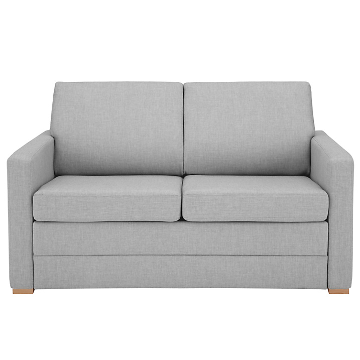 John Lewis Siesta Sofa Bed Bala Crimson Red Ebay