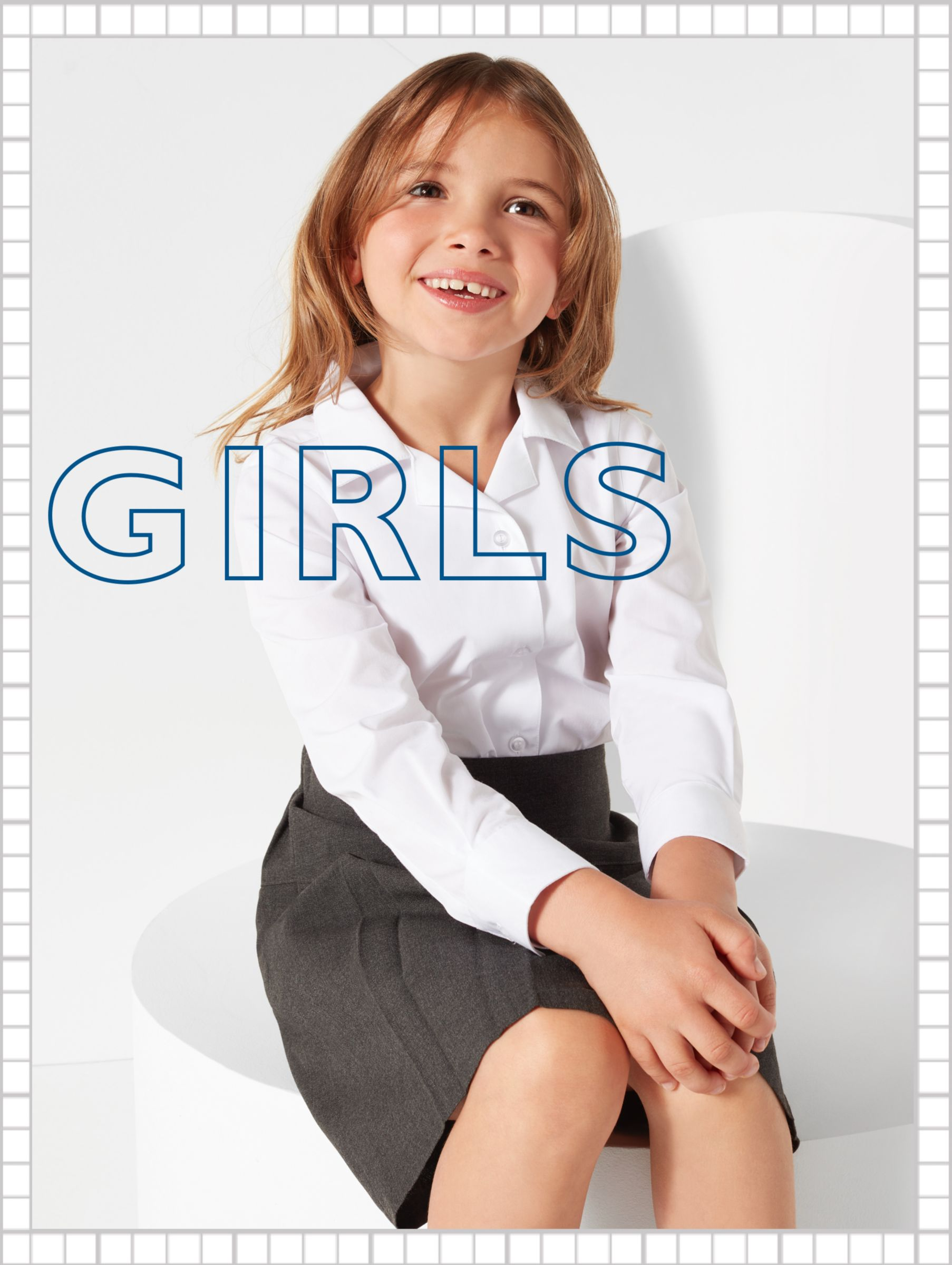 All Girls School Uniform