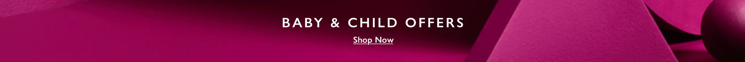 season offers baby and child