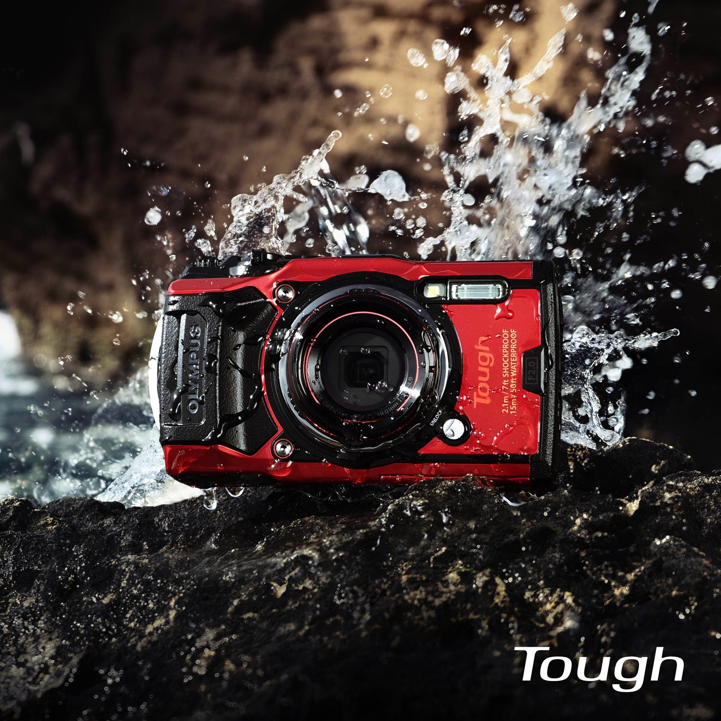Shoot perfect shots on the latest tough camera