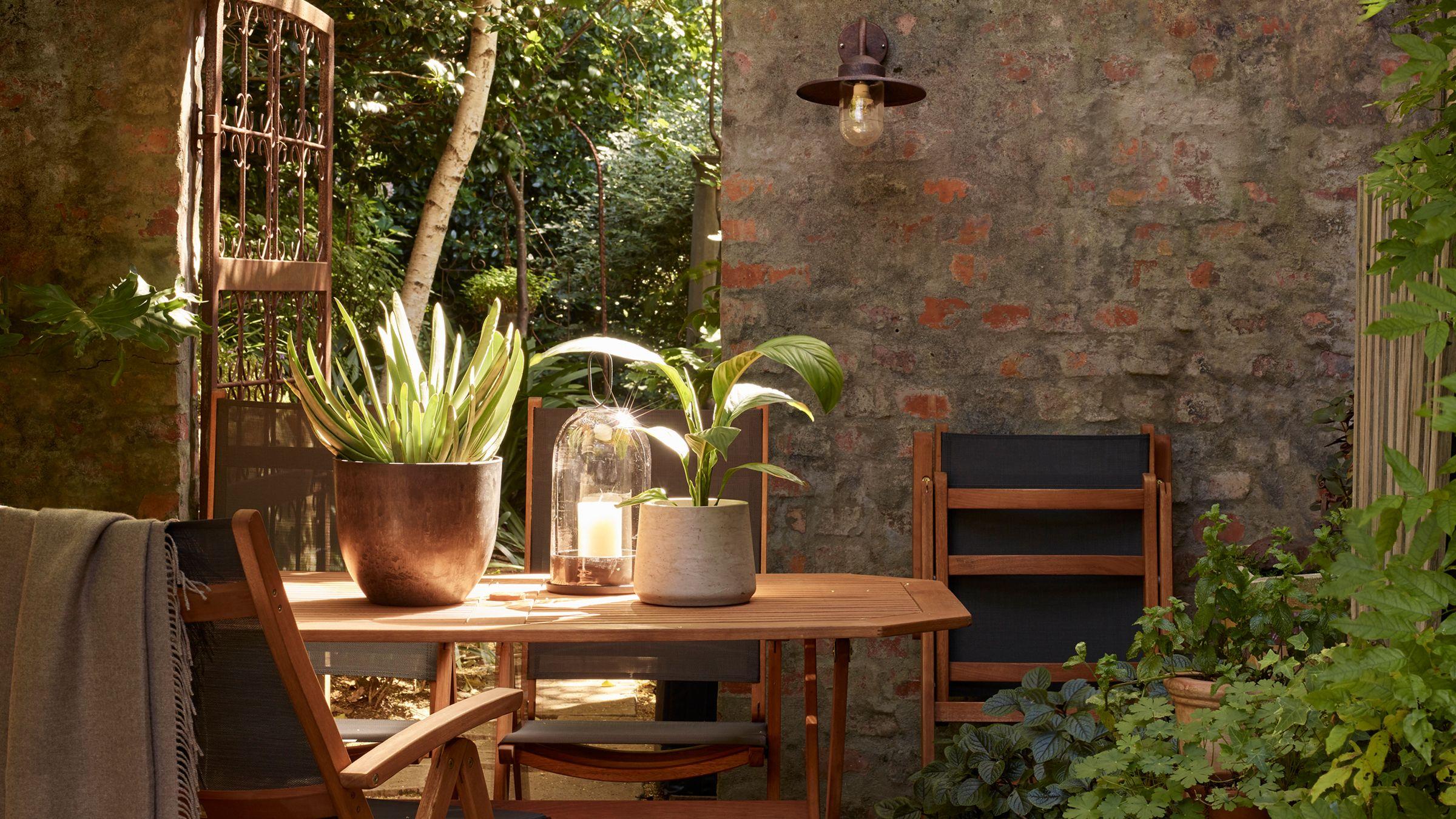Small garden ideas  John Lewis & Partners