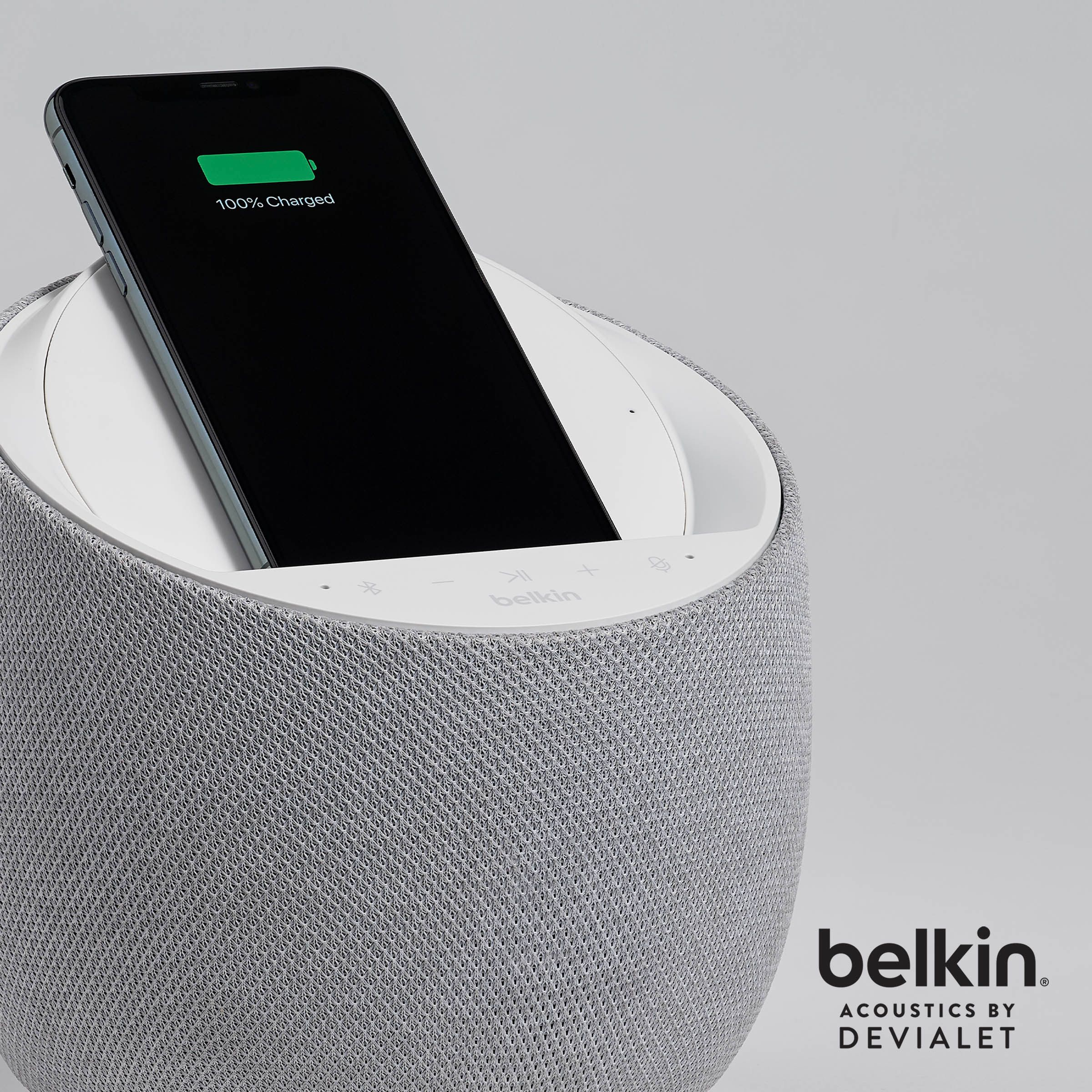 All New Belkin Soundform Elite Smart Speaker
