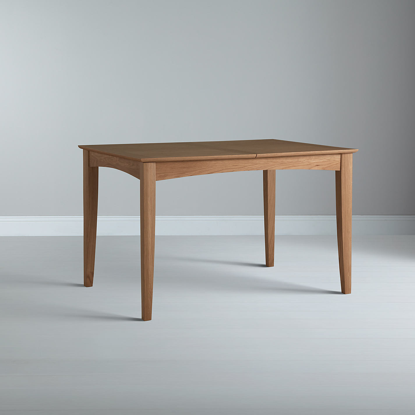 Buy John Lewis Alba 4 6 Seater Extending Dining Table Online At Johnlewis