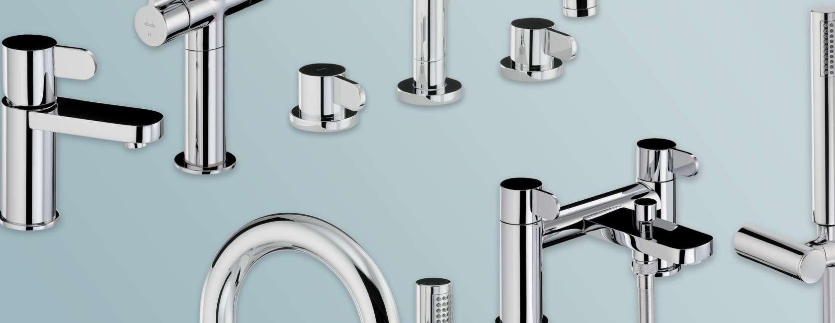 Abode Bliss Bathroom Taps Range at John Lewis