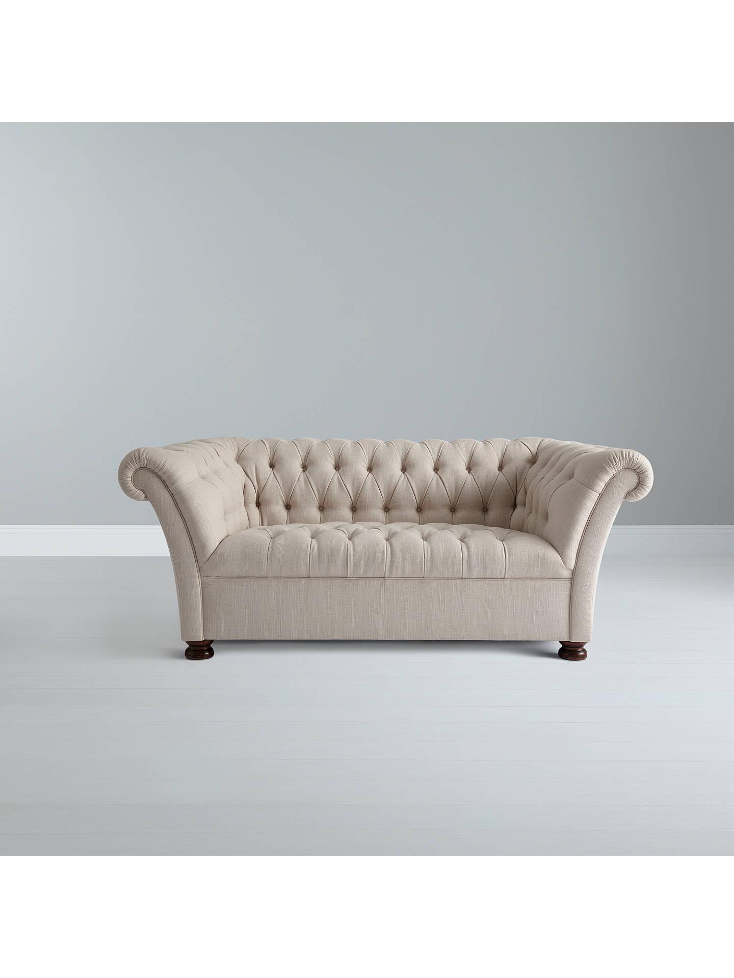 Chesterfield Sofa Linen At John Lewis