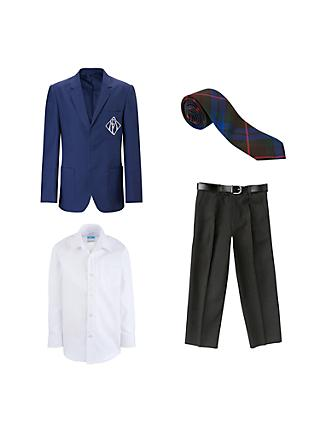 Maria Fidelis Catholic School Boys' Lower and Upper Uniform