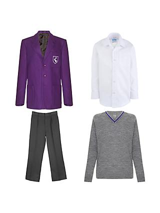 Daiglen School Winter Uniform