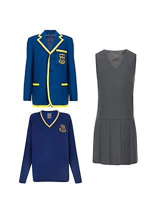 St Michael's Church of England Preparatory School Girls' Nursery & Reception Winter Uniform