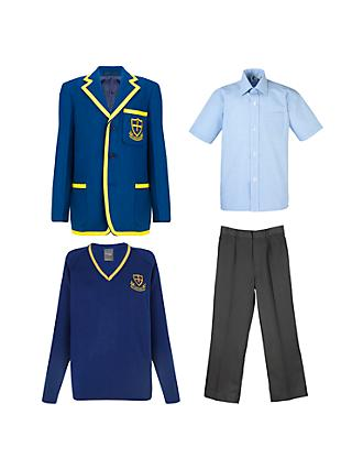 St Michael's Church of England Preparatory School Boys' Nursery & Reception Winter Uniform
