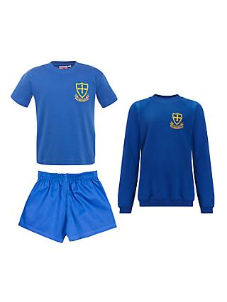 St Michael's Church of England Preparatory School Boys' Years 1 - 2 Sports Uniform
