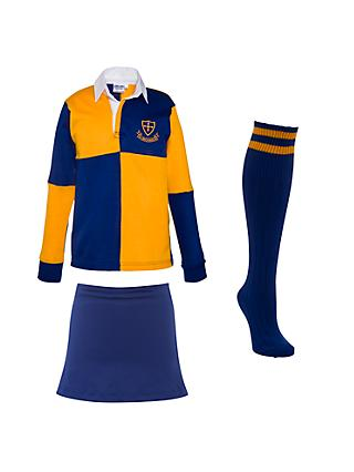 St Michael's Church of England Preparatory School Girls' Years 3 - 6 Sports Uniform