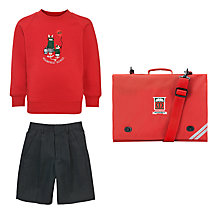 Moorfield School Boys' Nursery Winter Uniform