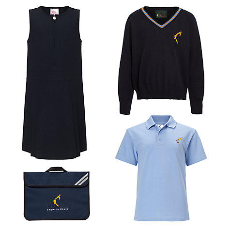 Buy Thomson House School Girls' Uniform Online at johnlewis.com
