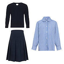 Buy La Scuola Italiana A Londra Bilingual Nursery & Primary School Girls' Uniform Online at johnlewis.com