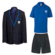 Windrush Valley School Boys' Summer Uniform