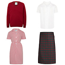 Redmaids' High School Girls' Junior Uniform