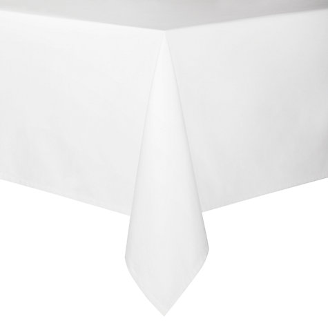 Buy John Lewis Mezzo Tablecloth Online at johnlewis.com