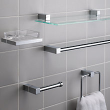 Buy John Lewis Ice Bathroom Fitting Range Online at johnlewis.com