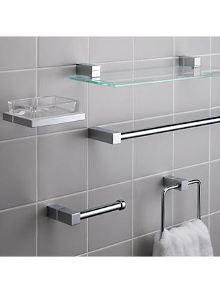 John Lewis & Partners Ice Bathroom Fitting Range
