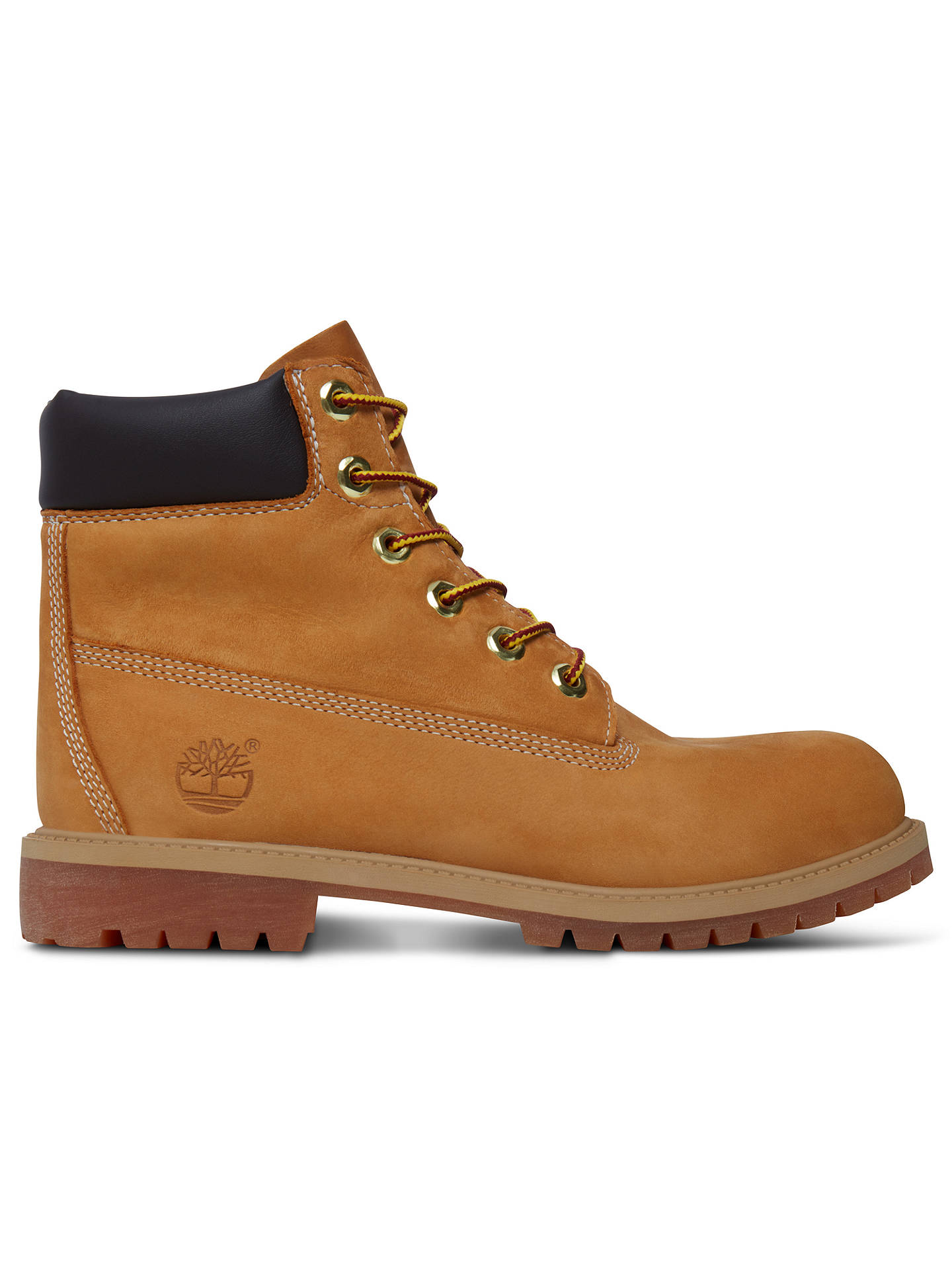 bdc9584b861816 ... Buy Timberland Children's Classic Boots, Wheat, 12 Jnr Online at  johnlewis. ...