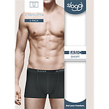 Buy Sloggi Basic Trunks Online at johnlewis.com