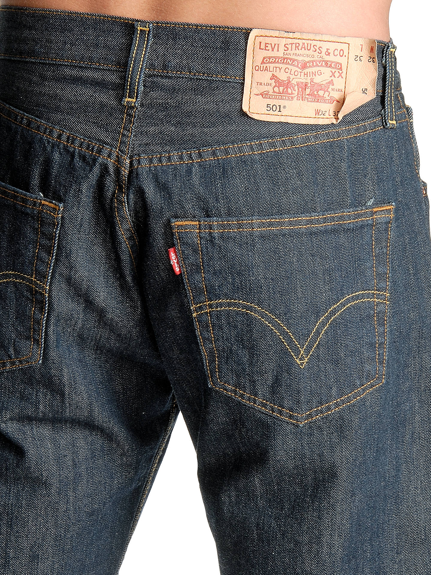 ... Buy Levi s 501 Original Straight Jeans