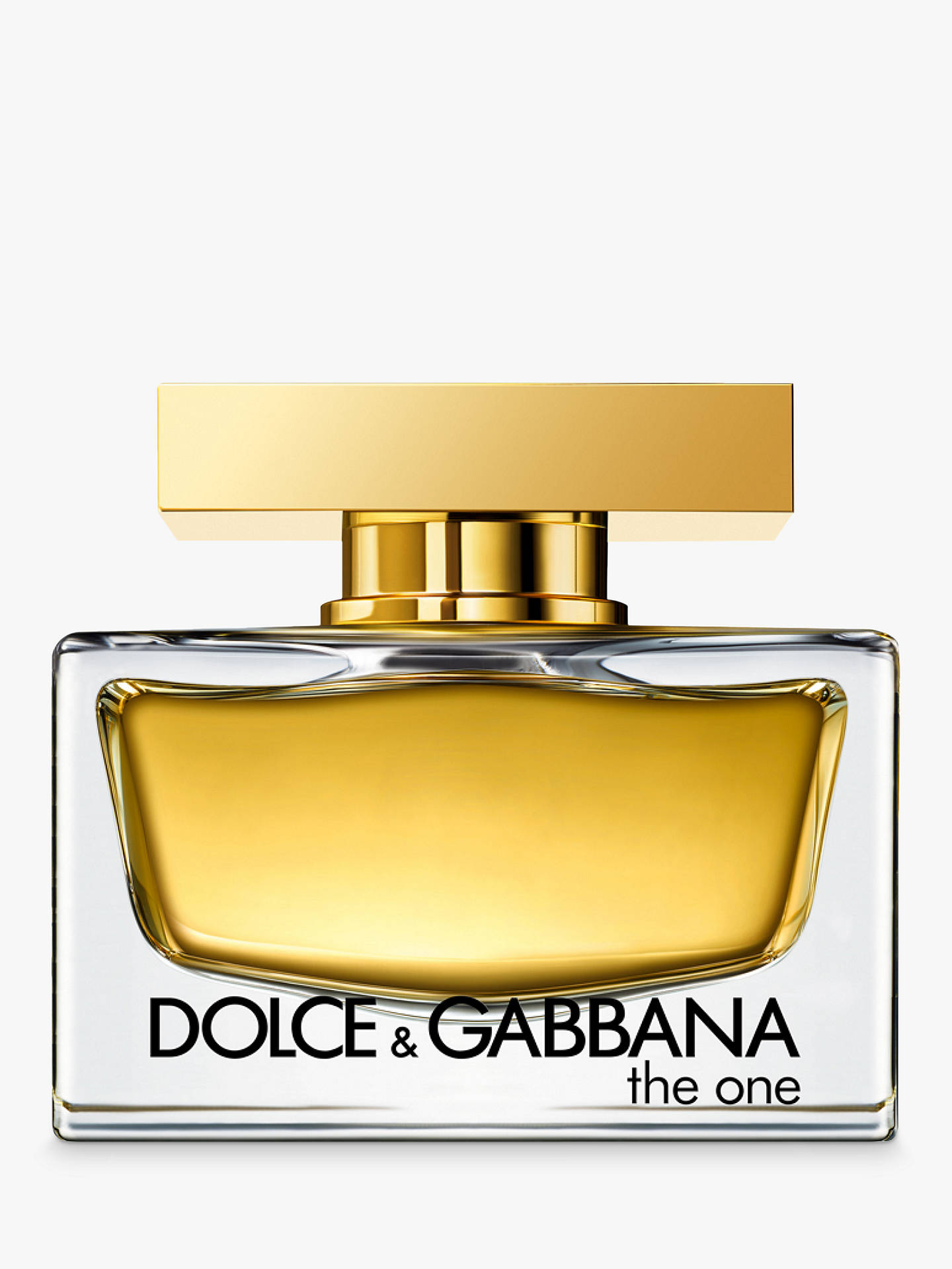 f09a924a Buy Dolce & Gabbana The One Eau de Parfum, 50ml Online at johnlewis.com