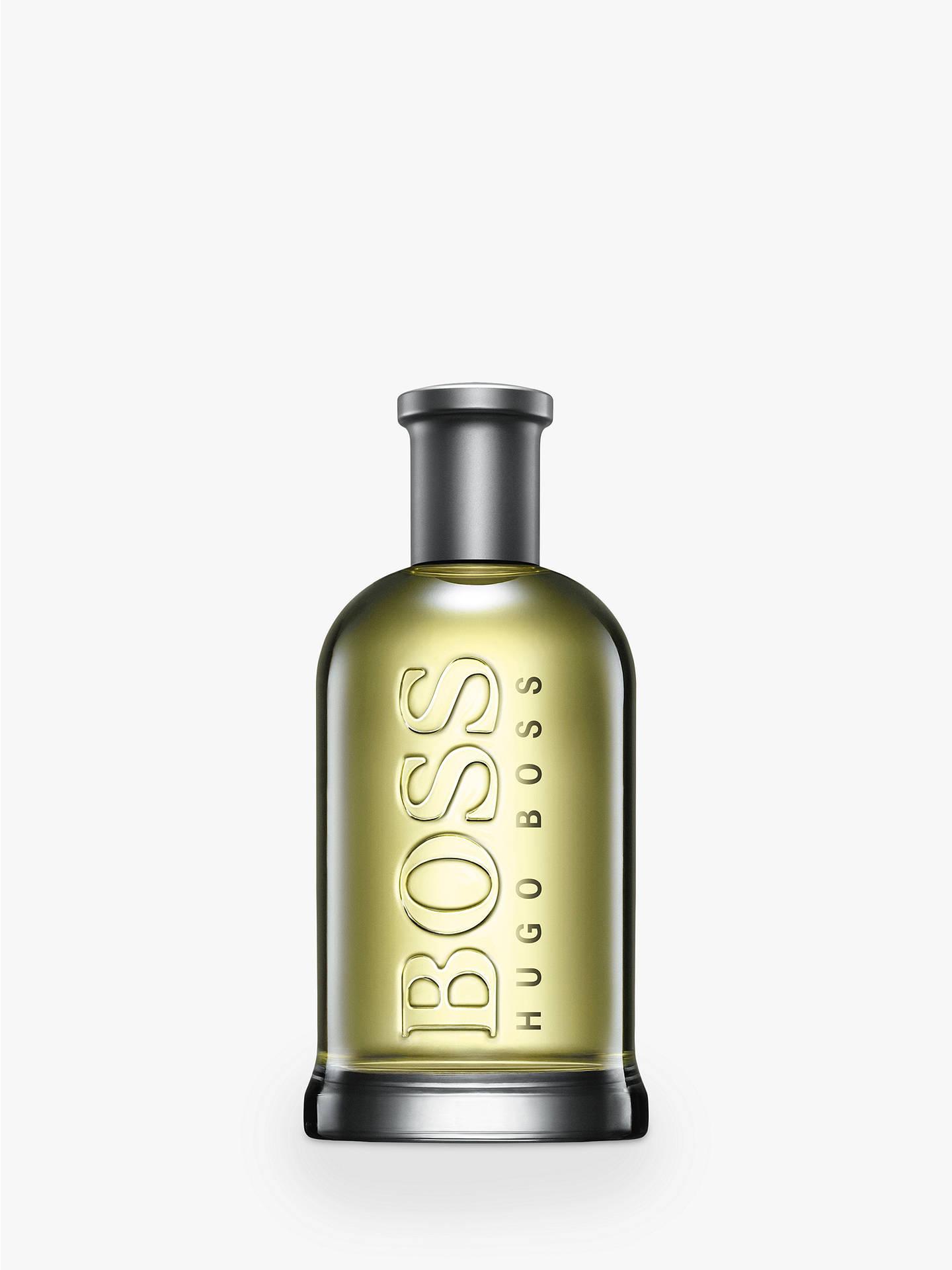 b00bff9933 Buy HUGO BOSS BOSS Bottled Eau de Toilette, 50ml Online at johnlewis.com ...
