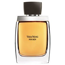 Buy Vera Wang for Men Eau de Toilette, 50ml Online at johnlewis.com