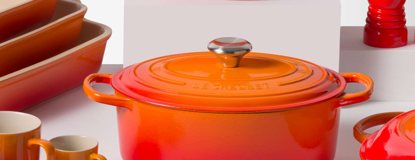Le Creuset Cookware at John Lewis