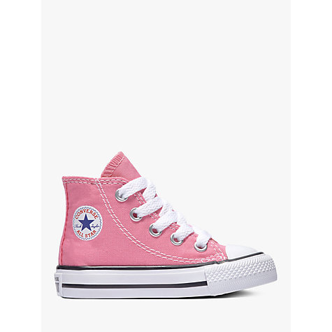 Buy Converse Chuck Taylor All Star Core Hi-Top Trainers Online at johnlewis.com