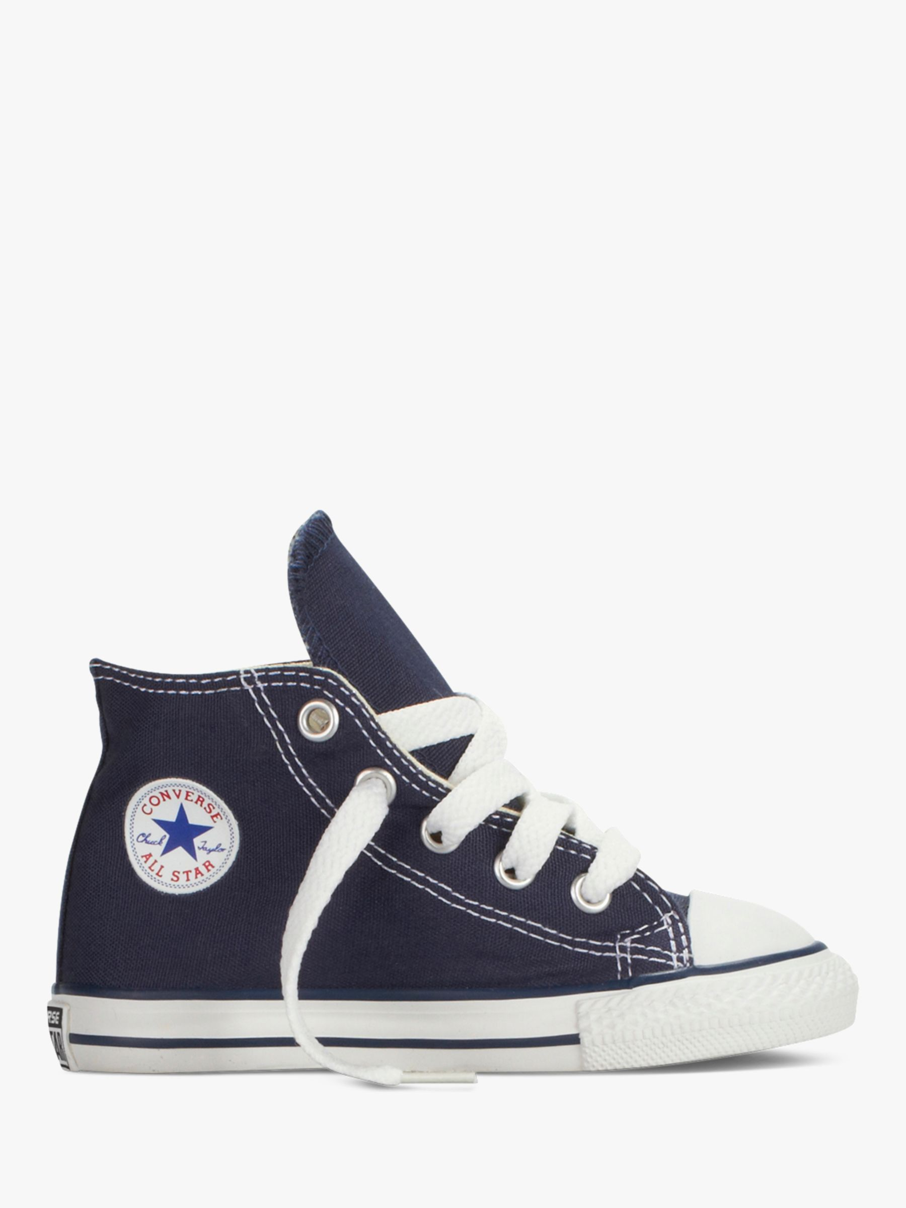 b90723f3a209 Converse Children s Chuck Taylor All Star Core Hi-Top Trainers at ...