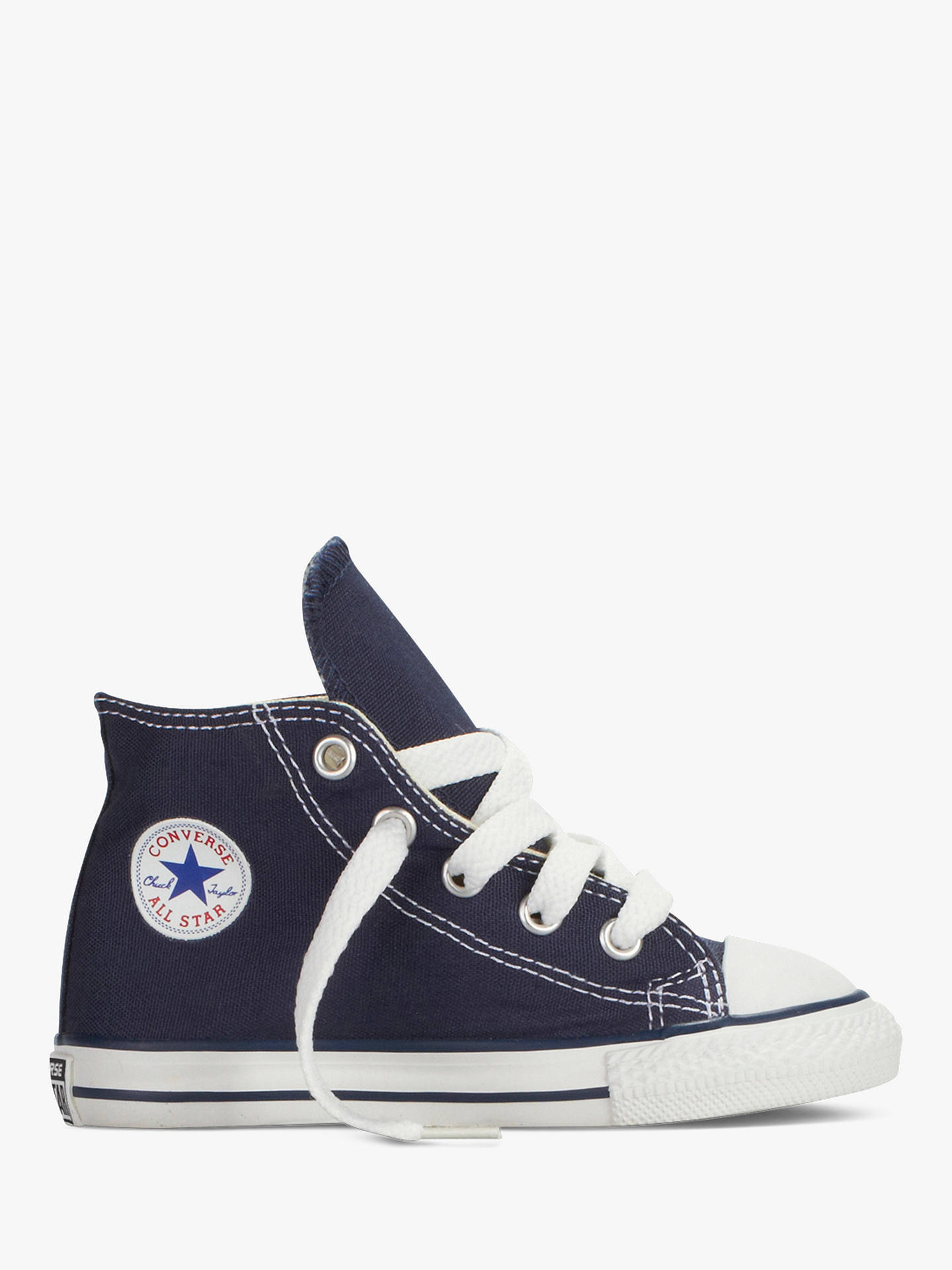 8ba3c046c682 Converse Children s Chuck Taylor All Star Core Hi-Top Trainers at ...