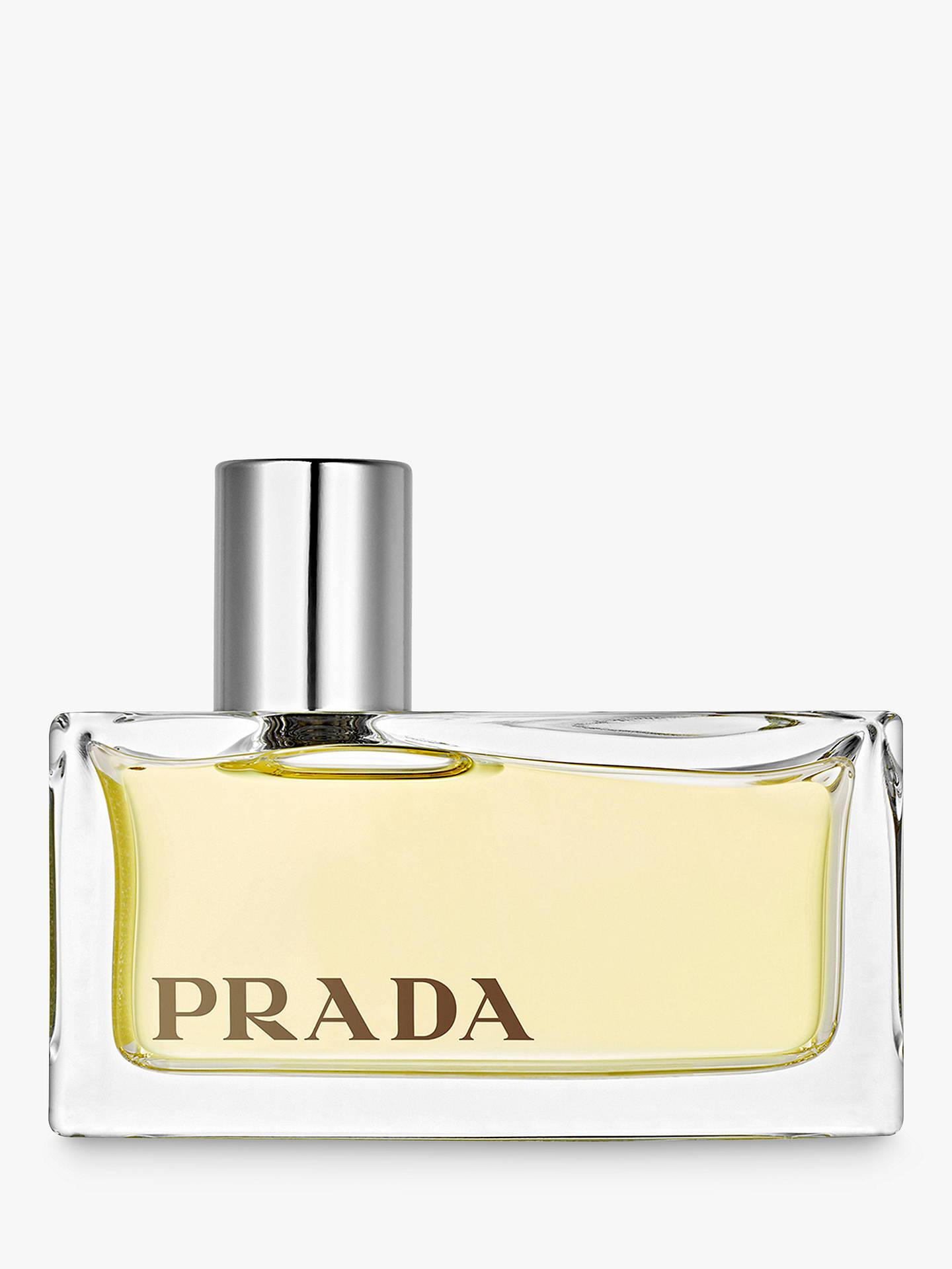 b371617a Prada Amber Eau De Parfum at John Lewis & Partners