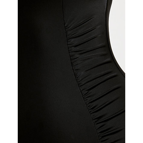 Buy John Lewis Control Side Ruched Swimsuit Online at johnlewis.com