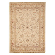 Buy John Lewis Kabir Goby Rug, Cream Online at johnlewis.com