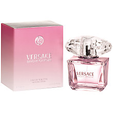 Buy Versace Bright Crystal Eau de Toilette, 90ml Online at johnlewis.com
