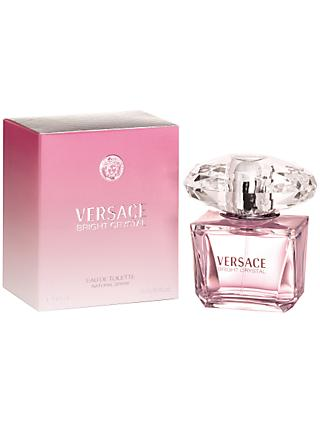 Versace Bright Crystal Eau de Toilette, 50ml