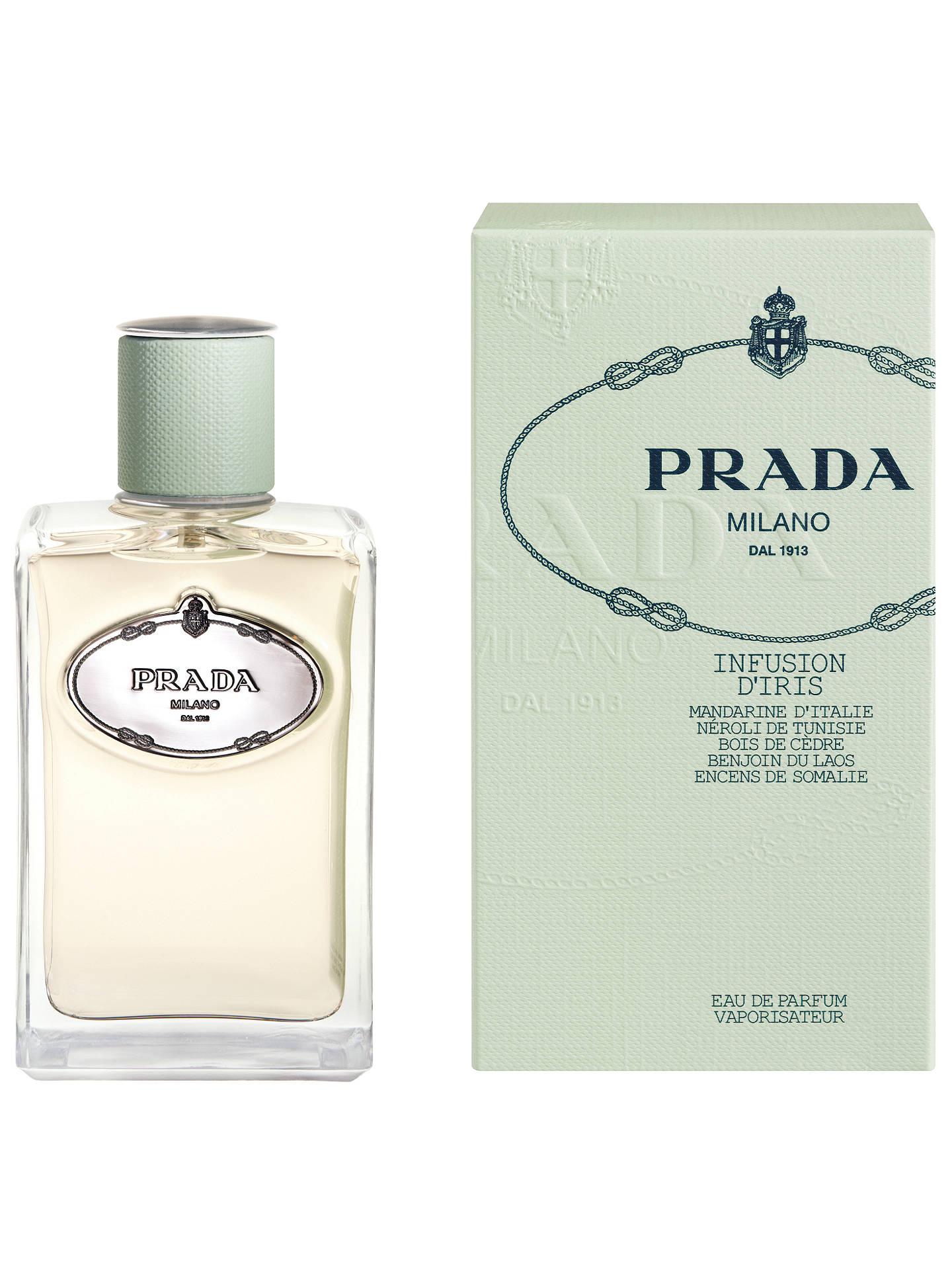 bf0b4d455c Prada Infusion d'Iris Eau de Parfum at John Lewis & Partners