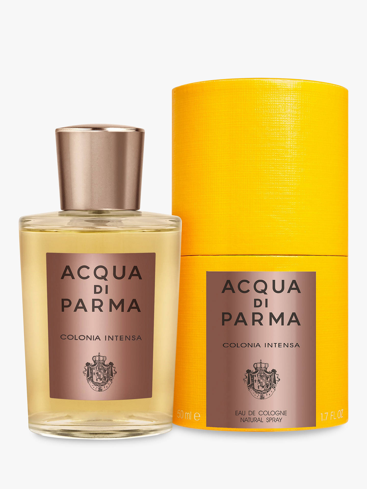 BuyAcqua di Parma Colonia Intensa Eau de Cologne, 50ml Online at johnlewis.com