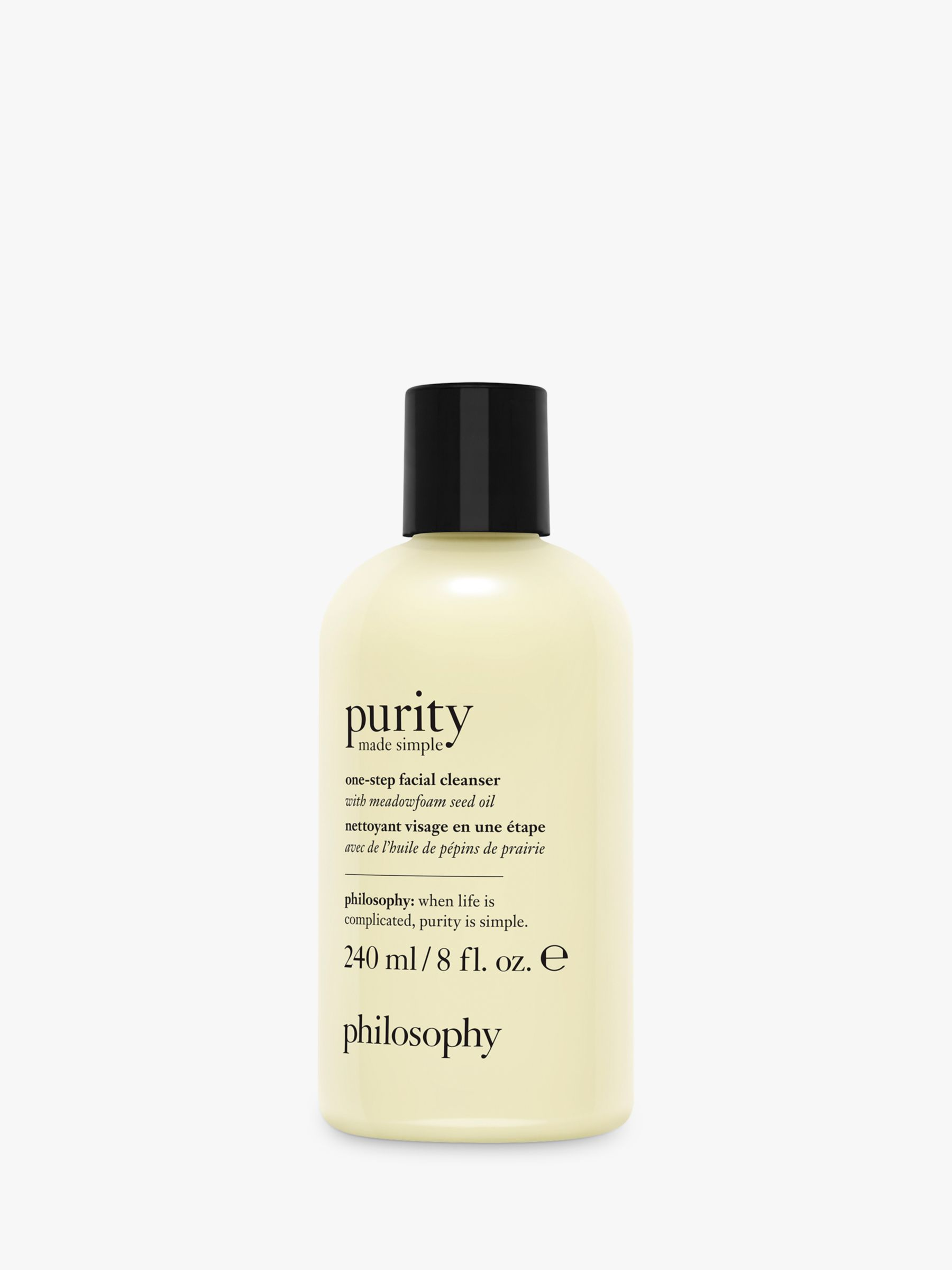 Philosophy Philosophy Purity Made Simple One-Step Facial Cleanser