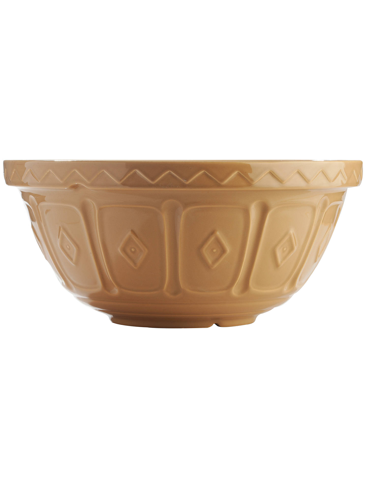 Buy Mason Cash Ceramic Mixing Bowl, 4.3L Online at johnlewis.com
