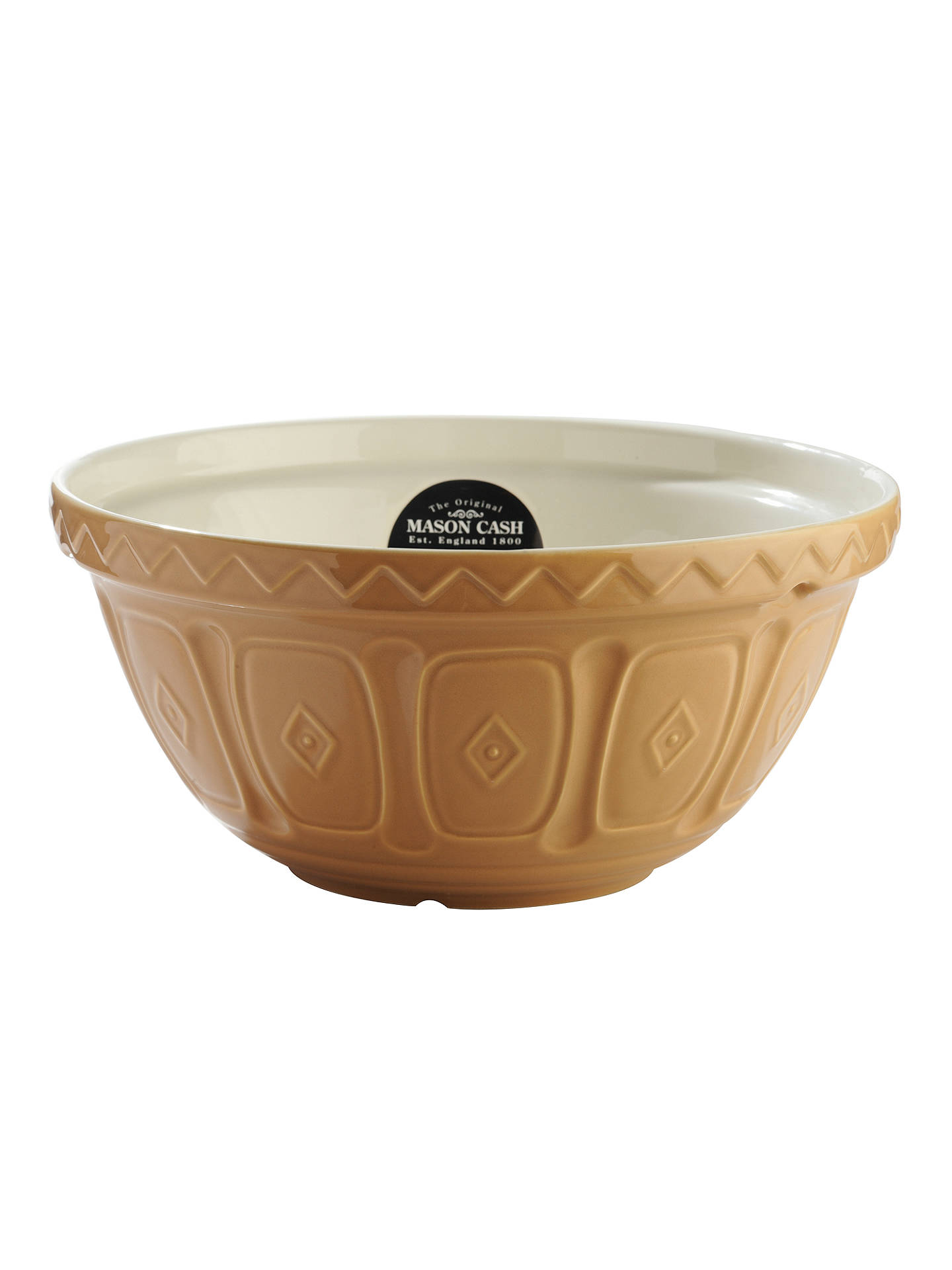 BuyMason Cash Ceramic Mixing Bowl, 4.3L Online at johnlewis.com
