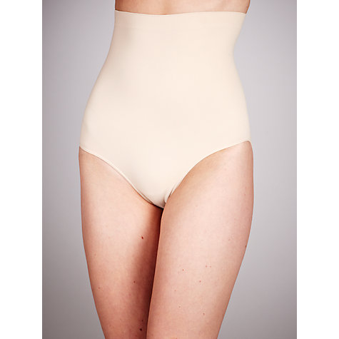 Buy John Lewis Control High Waist Briefs Online at johnlewis.com