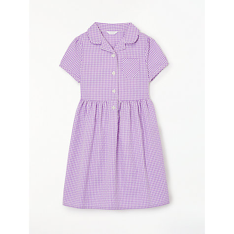 Summer Dresses | View all Girls' School Uniform | John Lewis