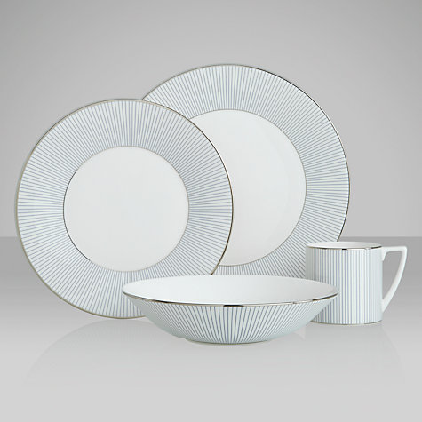 Buy Jasper Conran for Wedgwood Pinstripe Tableware Online at johnlewis.com